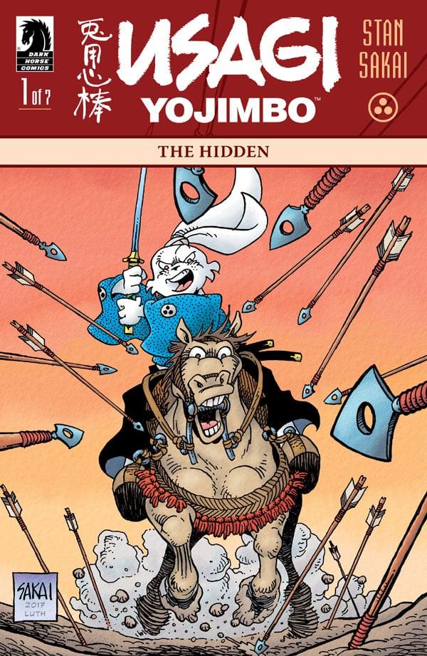 Usagi-Yojimbo-The-Hidden-1_First Issue