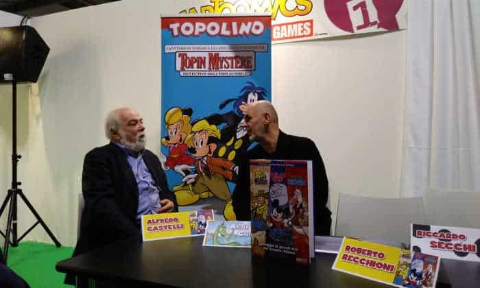 Disney omaggia Bonelli: incontro sulle parodie bonelliane_Cronache