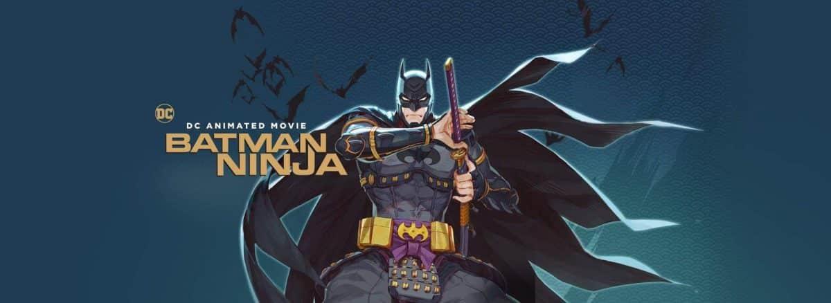 Batman: tre film di animazione in anteprima al Comicon