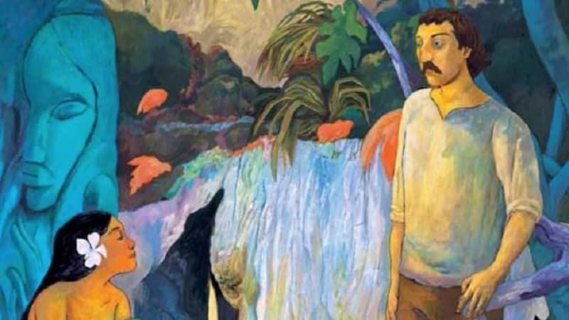 Il Gauguin a fumetti di Fabrizio Dori