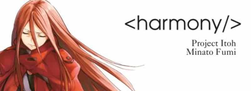 E' disponibile il primo numero di harmony, manga Star Comics