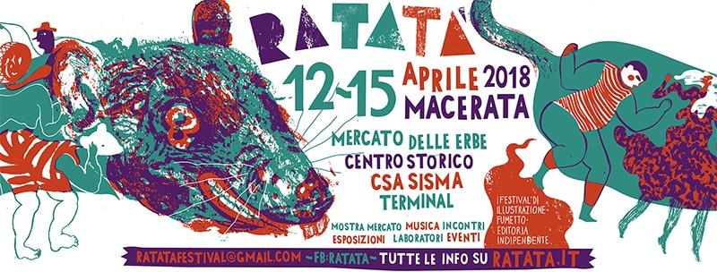 La quinta edizione del Ratatà Festival di Macerata