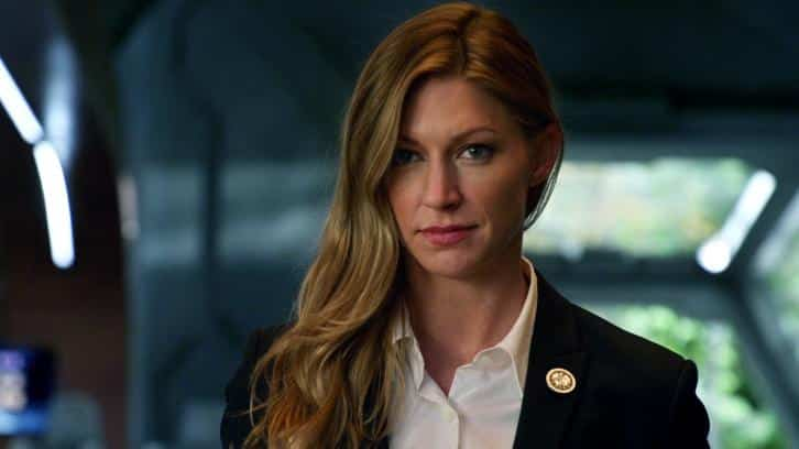Legends Of Tomorrow: Jes Macallan promossa a personaggio regolare