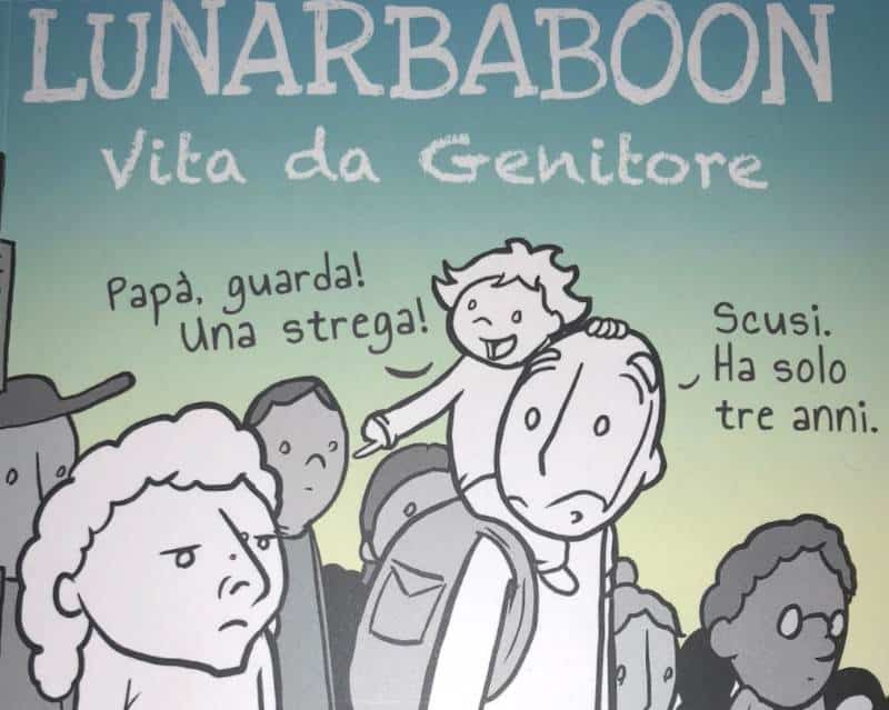 Lunarbaboon – Vita da genitore (Grady)