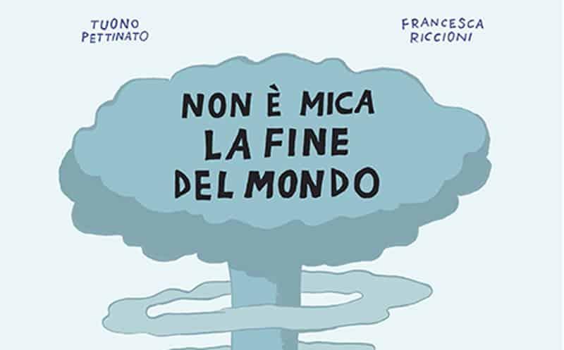 """""""Non è mica la fine del mondo"""" al Cinema Caffè Lanteri"""