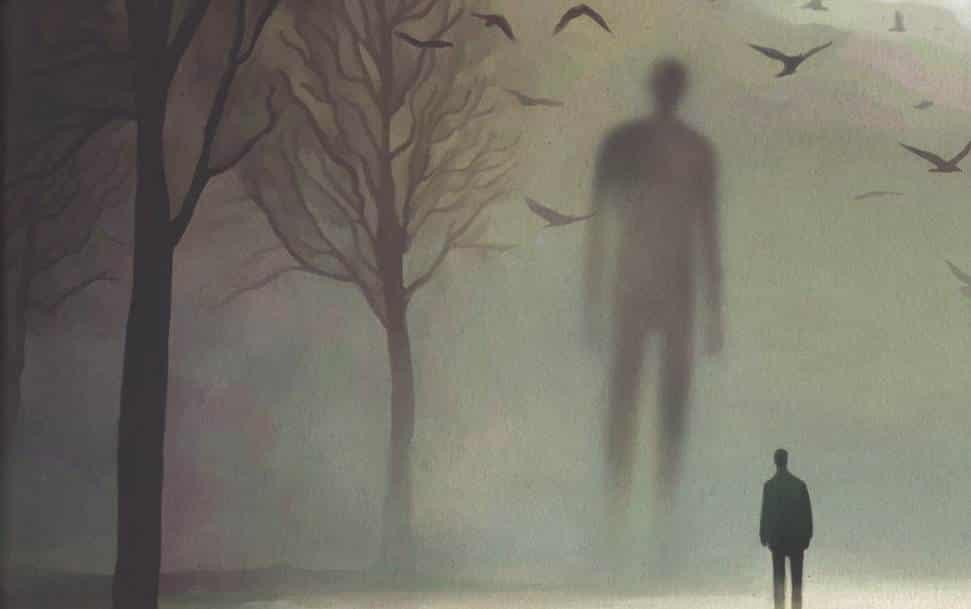 Il dolore dipinto: Nottetempo di Luca Russo