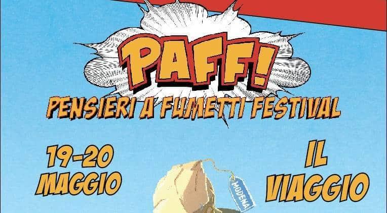 PAFF!: a Modena torna il festival del fumetto