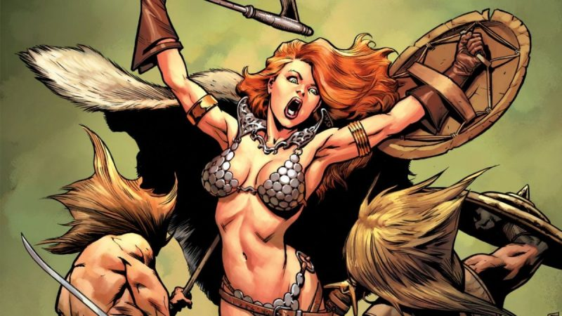 Red Sonja: Ashley Edward Miller scriverà la sceneggiatura del film