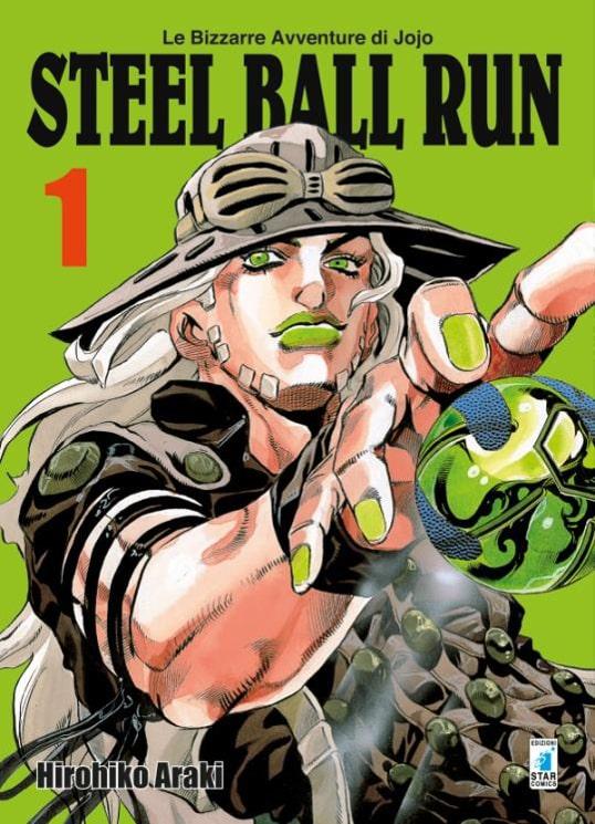 """Un nuovo formato per """"Steel Ball Run"""" di Hiroiko Araki"""