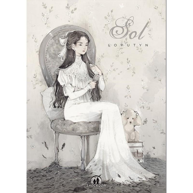 """Shockdom pubblica """"Sol"""", il nuovo artbook di Loputyn"""