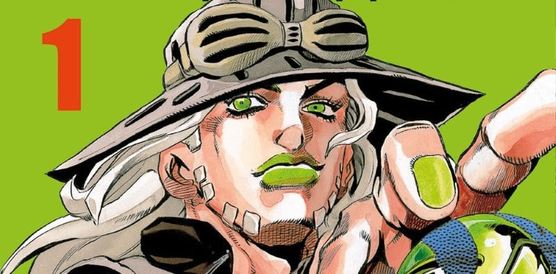 Le bizzarre avventure di JoJo – Steel Ball Run #1 (Hirohiko Araki)