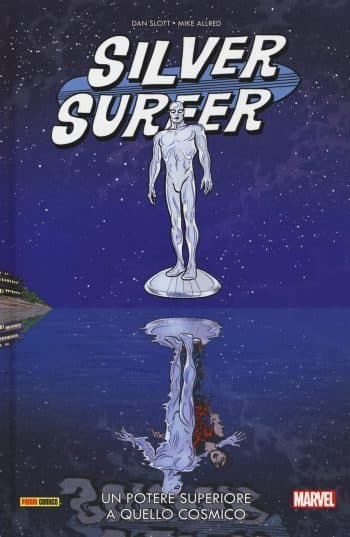 Silver Surfer: all you need is love_Recensioni