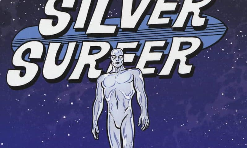 Silver Surfer: all you need is love