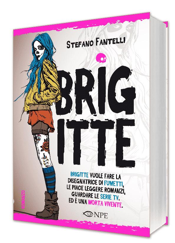 Brigitte, di Fantelli, è il primo young adult horror targato NPE