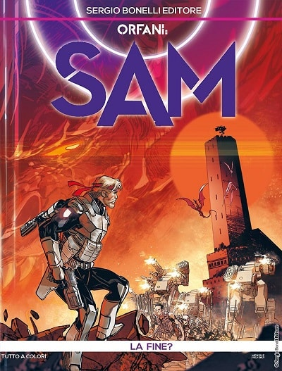 Orfani: Sam #11 – La matrice (narrativa) è spezzata_Recensioni