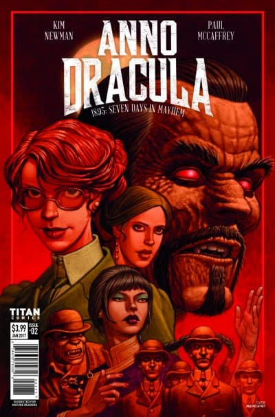 Anno Dracula –1895: Sette giorni di pandemonio_Recensioni