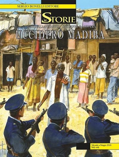 Le Storie #68 - Ucciderò Madiba (Contu, Baiguera)_BreVisioni