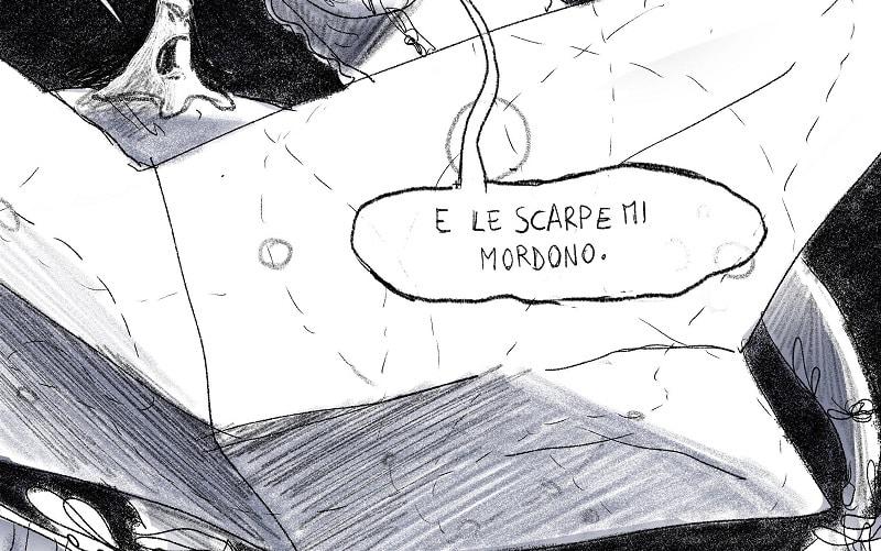 """Luca Albanese immagina """"Lo Spazio Bianco"""""""