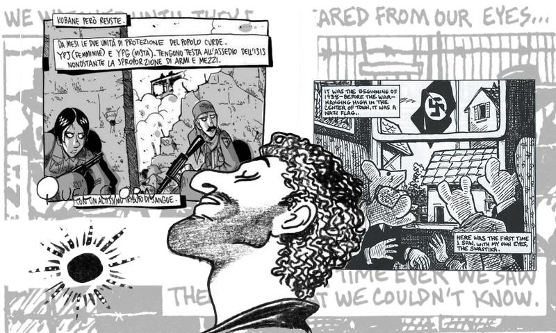 Il fumetto non insegua il realismo_Approfondimenti