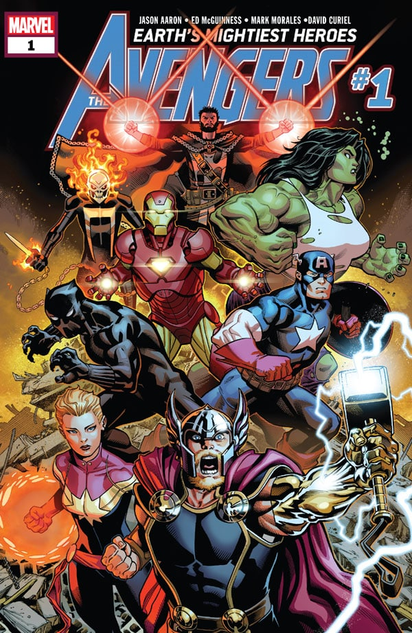 Avengers-1_First Issue