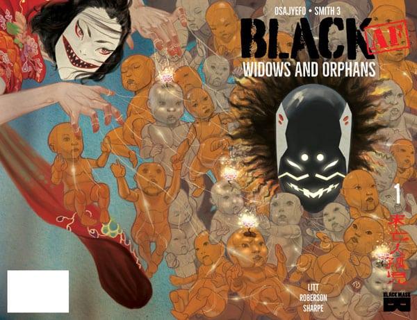 BLACK [AF] - Widows And Orphans 1