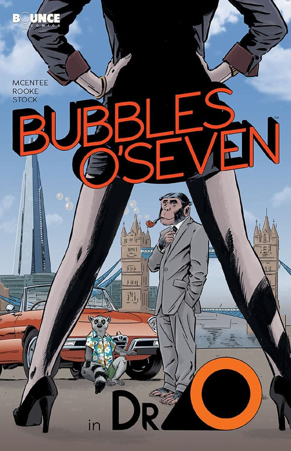 Bubble-OSeven-1_First Issue
