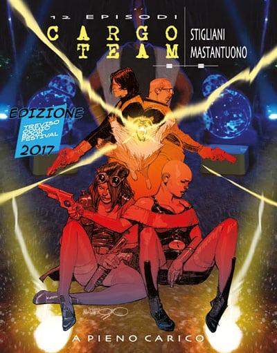 Cargo Team: fantascienza italiana dagli anni '90