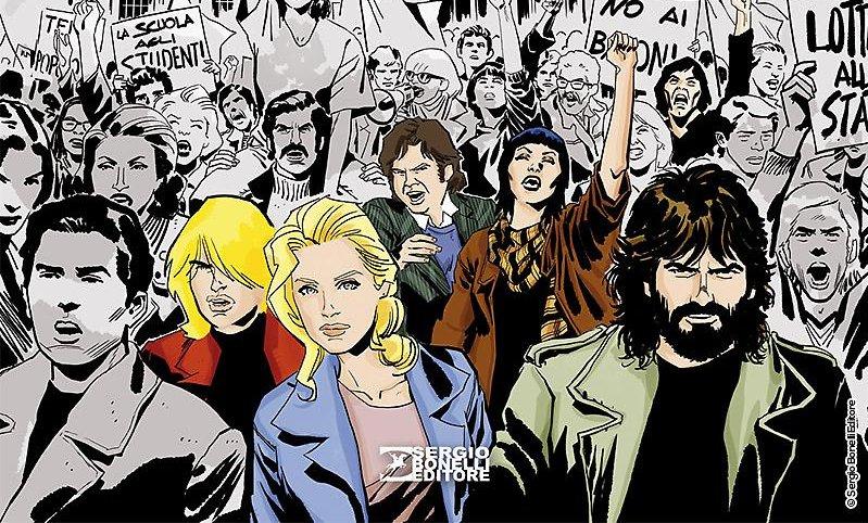 """Il '68 di Gianfranco Manfredi: """"Cani sciolti"""""""