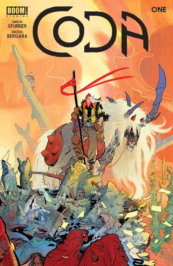 Coda-1_First Issue