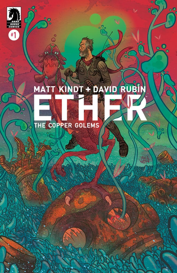 Ether - Copper Golems 1