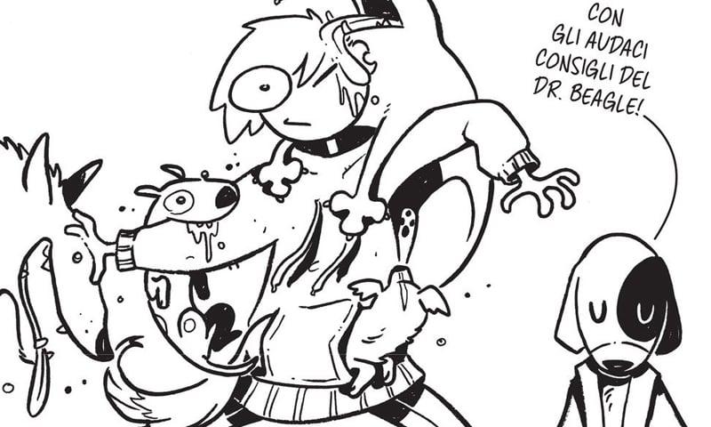 Guida Galattica per dogsitter (Salucci)