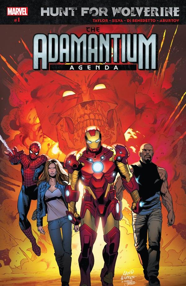 Hunt For Wolverine - Adamantium Agenda 1