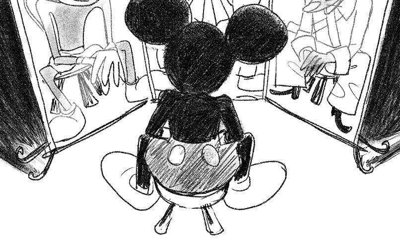 Approfondimenti i tre volti di topolino nel ventennio fascista