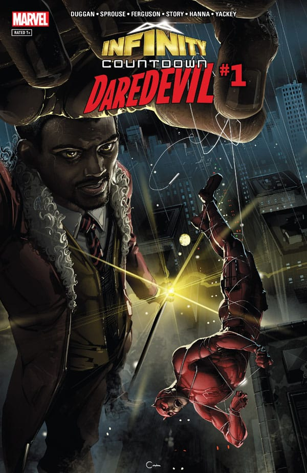 Infinity Countdown - Daredevil 1