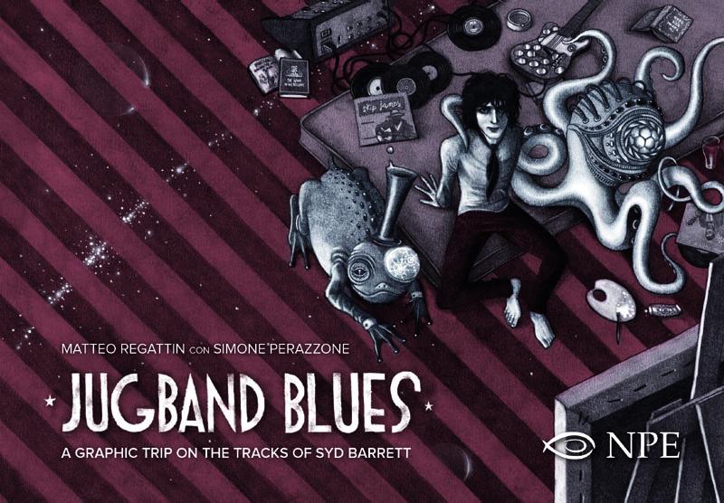 NPE pubblica un graphic novel dedicato a Syd Barrett