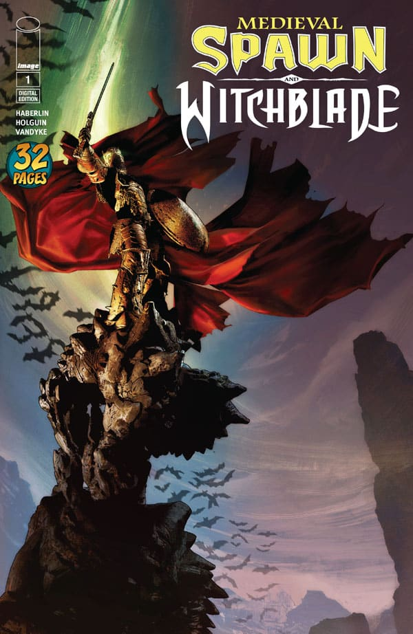 Medieval-Spawn-and-Witchblade-1_First Issue