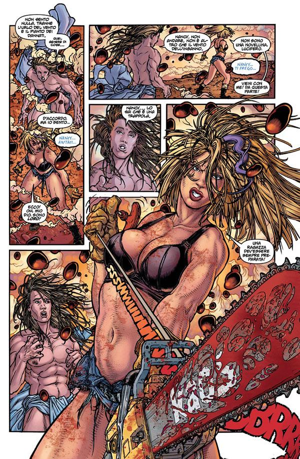 Nancy in Hell tavola 1