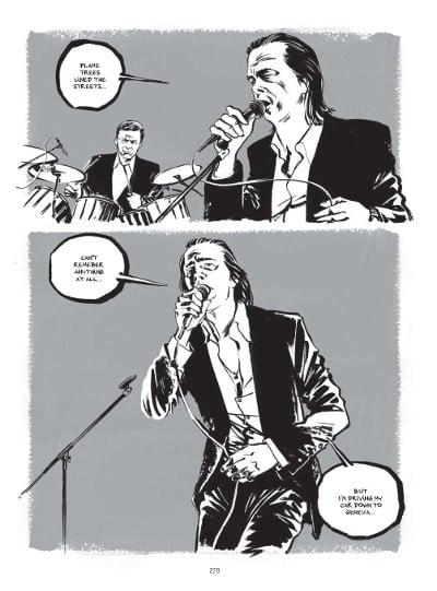 Nick Cave: mercy on me - ogni morte, un seme