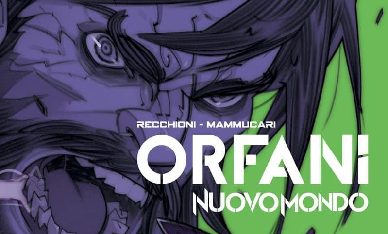 """Bao pubblica """"Orfani: Nuovo Mondo"""" vol. 2"""