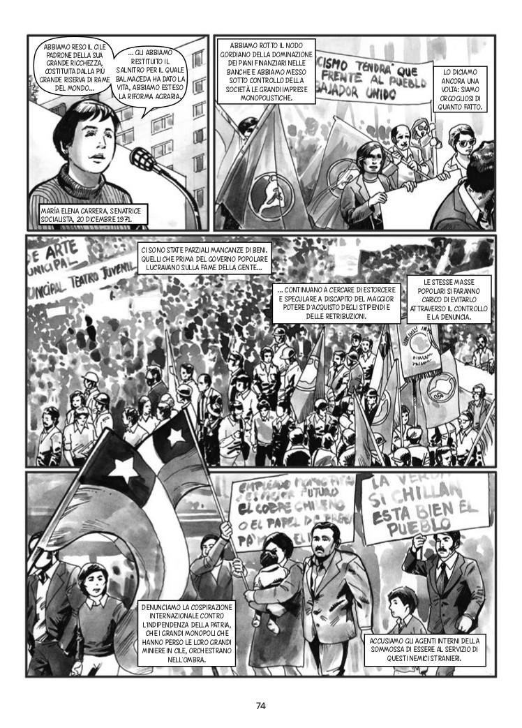 """WOW presenta """"Gli anni di Allende""""_Notizie"""