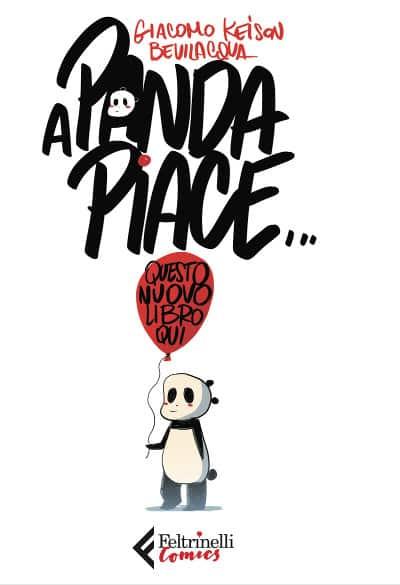 A Panda piace… questo nuovo libro qui (Bevilacqua)_BreVisioni