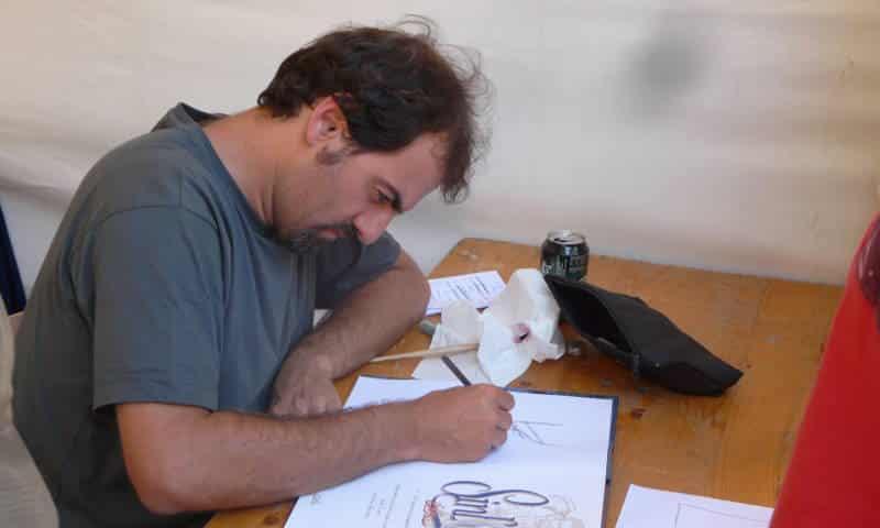 Intervista a Pierre Alary: dall'animazione al fumetto nel segno della passione