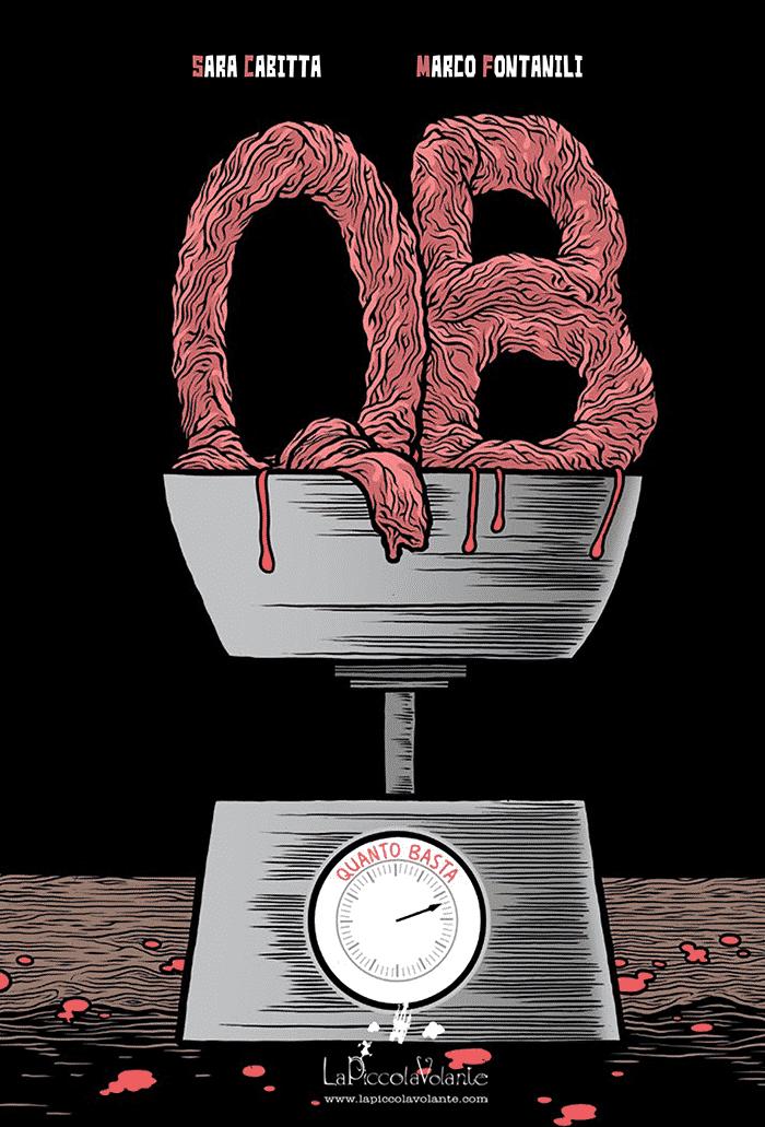 LaPiccolaVolante pubblica Q. B., horror di Cabitta e Fontanili