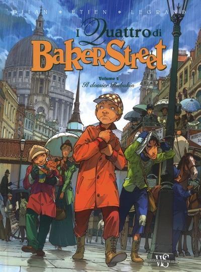 "Variazioni sul tema Sherlock: ""I quattro di Baker Street""_Recensioni"