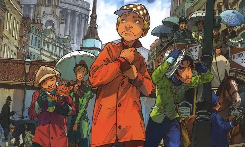 "Variazioni sul tema Sherlock: ""I quattro di Baker Street"""