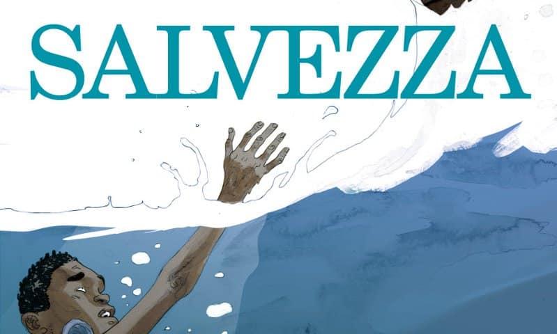 """Feltrinelli Comics pubblica """"Salvezza"""" di Rizzo e Bonaccorso"""
