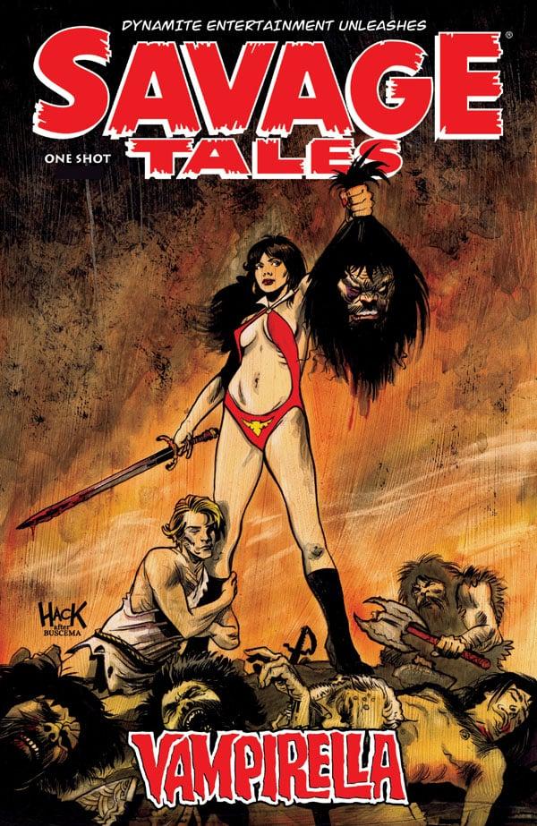 Savage-Tales-Vampirella_First Issue