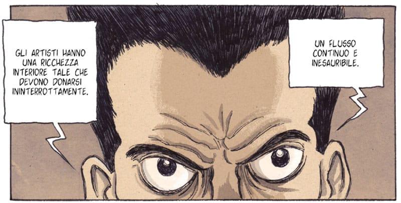 Otto Gabos racconta Egon Schiele