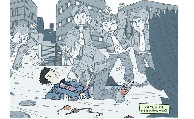"""Caduta nel baratro dell'adolescenza: """"Sospeso""""_Recensioni"""