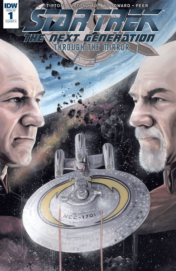 Star Trek- The Next Generation - Through The Mirror 1